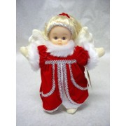 Bean Angel Collectibles Christmas Love Doll 9 Inch