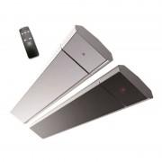 BlackLight® BlackLight Deluxe Infrarot-Dunkelstrahler (Farbe: Schwarz, Leistung: 1800 Watt)