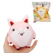 Sunny Squishy Fat Fox Fatty 13cm Soft Slow Rising Collection Gift Decor Toy With Packing