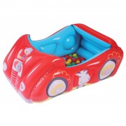 Bestway Inflatable Race Car Ball Pit Fisher Price 93520