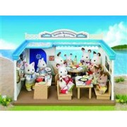 Jucarie Sylvanian Families Seaside Restaurant