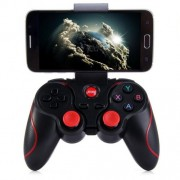 Bluetooth джойстик за телефони с iOS/Android или PC - черен