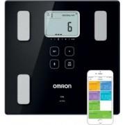 Cantar electronic Omron Viva 150 kg Diviziune 100g Body Fat IP21 Negru