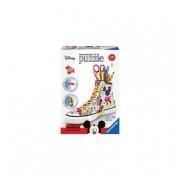 RAVENSBURGER IBÉRICA Ravensburger - Mickey Mouse - Zapatilla Portalápices Puzzle 3D