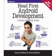 Head First Android Development: A Brain-Friendly Guide, Paperback