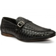 San Frissco Casual Loafer For Mens Loafers For Men(Black)