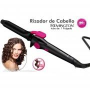 Rizador De Cabello Profesional INSTANT CURLS Con Titanium By REMINGTON Ci5225 - Negro