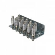 Dur-Line DLBS 3001 Erdungsschiene 11-fach + 11 x Blitzschutz