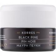 Korres Face Black Pine crema de día reafirmante con efecto lifting para pieles normales y mixtas 40 ml