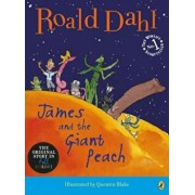 James and the Giant Peach, Paperback/Roald Dahl