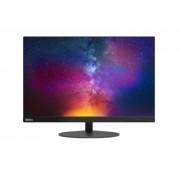 """Lenovo monitor T23d 22.5"""" IPS 1920x1200 (16:10) 1000:1 250cd/m2 6ms 178/178 VGA HDMI DP Pivot HA"""