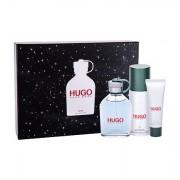 HUGO BOSS Hugo Man confezione regalo eau de toilette 125 ml + deodorante 150 ml + doccia gel 50 ml Uomo