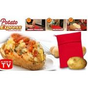 Vrecko na pečenie zemiakov v mikrovlnke Potato Express