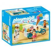 Playmobil Family Fun, Aparat de inghetata mobil