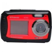 Polaroid Aparat iE090 Czarno-czerwony