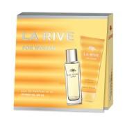 La Rive For Woman - zestaw, woda perfumowana, żel pod prysznic