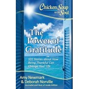 Chicken Soup for the Soul: The Power of Gratitude: 101 Stories about How Being Thankful Can Change Your Life, Paperback/Amy Newmark