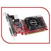 Видеокарта ASUS Radeon R7 240 730Mhz PCI-E 3.0 2048Mb 1800Mhz 128 bit DVI HDMI HDCP R7240-2GD3-L