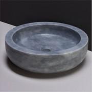 forzalaqua Waschbecken Naturstein VERONA (40 cm) Marmor, 100007