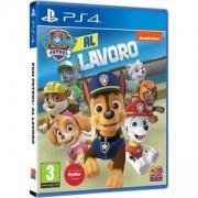 Игра PAW Patrol: Al Lavoro за PlayStation 4