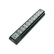 10 portos USB HUB tápegységgel (990440)