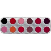 Grimas Lipstick pure palet LF - Overig - Grootte: Nvt