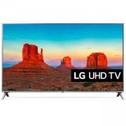 Телевизор LG 43UK6500MLA, 43 инча 4K UltraHD TV, 3840 x 2160, DVB-T2/C/S2, Smart webOS 4.0,Ultra Surround,WiFi 802.11ac, 4КActive HDR,HDMI, 43UK6500ML