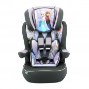 Disney Car Seat LUXE I-Max Frozen 1+2+3 Purple and Black