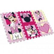 Covor puzzle Minnie Mouse 6 piese SunCity EWA20123WD B39017052
