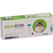 BRAVECTO Spot on Cat 500mg 6.25-12.5kg x 1 pipeta MSD