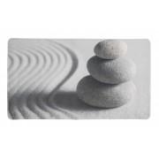 WENKO Wanneneinlage Sand and Stone, 70 x 40 cm, 23151100