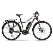 Haibike XDURO Trekking S Da 9.0 500Wh 11-G XT - 18 HB BPI titan/weiß/rot - E-Bikes S