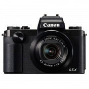 Refurbished-Very good-Compact Canon PowerShot G5X Black