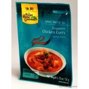 Szingapúri Csirke Curry fűszerkrém - Nonya Curry