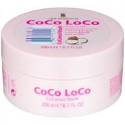 Lee Stafford CoCo LoCo Maske für die Haare mit Kokosöl 200 ml