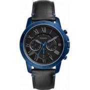 Ceas barbatesc Fossil Grant Sport FS5342 Blue-Black