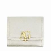 Anna Grace AGP1086 portofel argintiu