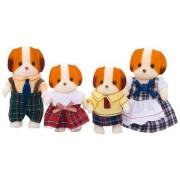 Epoch Sylvanian Families Sylvanian Family Doll Family Of Chiffon Dog Fs-11 (Japan Import)