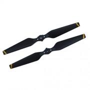 haoun 1 Pair Carbon Fiber Quick-release Folding Propellers Blade for DJI MAVIC PRO