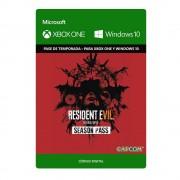 xbox one resident evil 7 biohazard: season pass digital