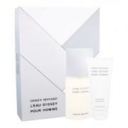 Issey Miyake L´Eau D´Issey Pour Homme confezione regalo Eau de Toilette 75 ml + 100 ml doccia gel da uomo