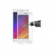 Enkay Hat Príncipe Xiaomi Mi - 5s 0.2mm 9h Dureza A Prueba De Explosión De Ultra Delgada Pantalla Completa 3d Fibra De Carbono Tempered Glass Screen Film (blanco)