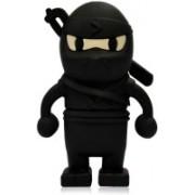 Quace Ninja 8 GB Pen Drive(Black)