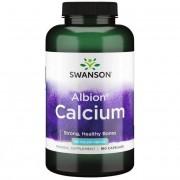 Swanson Albion Chelát Vápníku 180 mg 180 kapslí