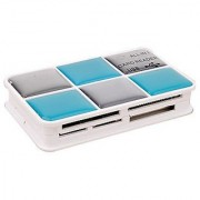 Fleejost QHM5095 All in One Memory Card Reader
