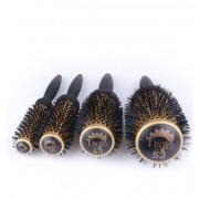 Четка за коса с турмалинова защита Troy Flex, различни размери