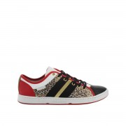 Pataugas Flache Ledersneakers Jumel/Leo