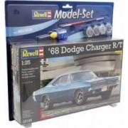 Macheta Revell Model Set 1968 Dodge Charger 2 in 1