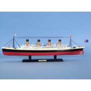Handcrafted Model Ships Titanic-Limited-15 RMS Titanic Limited 15 in. Decorative Cruise Ship