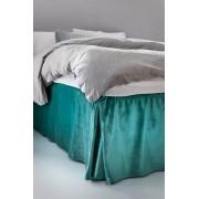 JENNA sängkappa 45 cm Grön